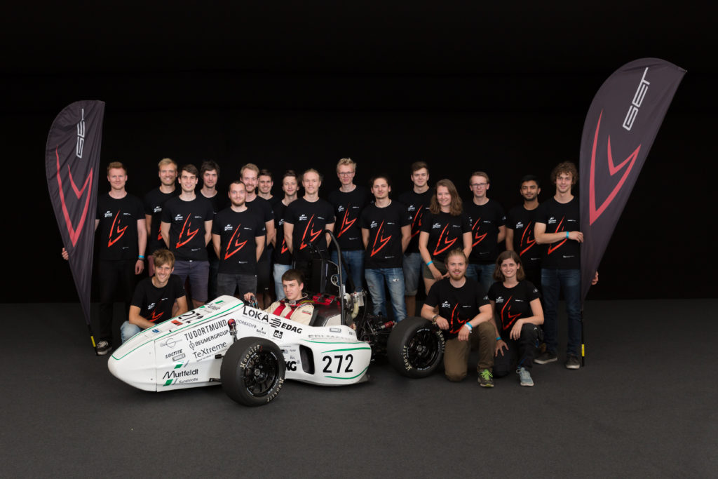 GET Racing Team Photo