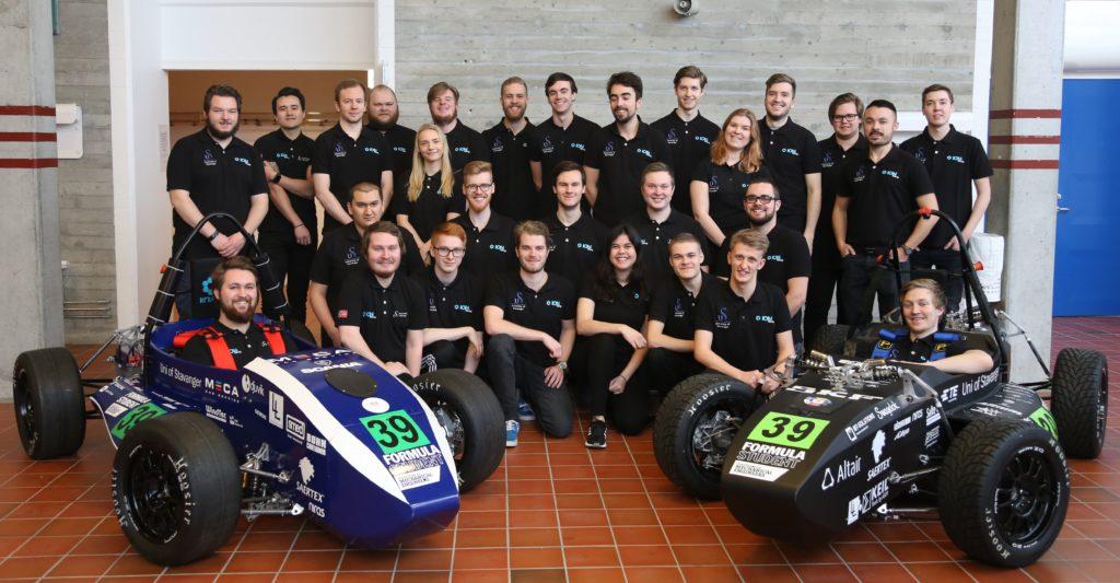 ION Racing Team Photo