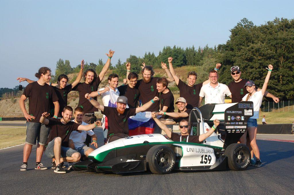 Superior Engineering Team Photo