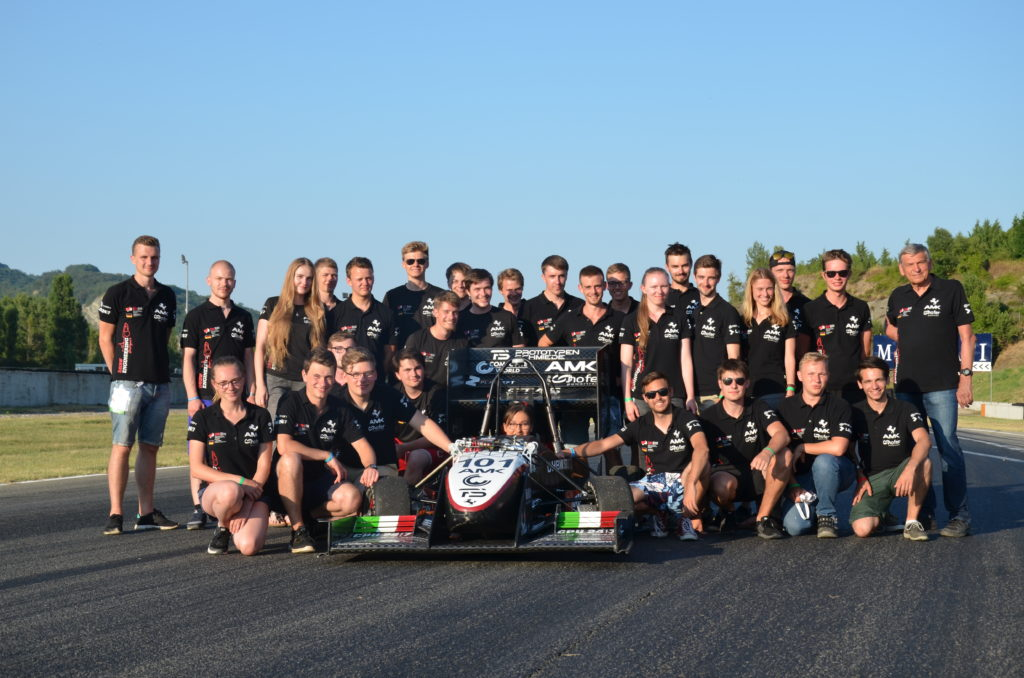 DHBW Engineering Team Photo