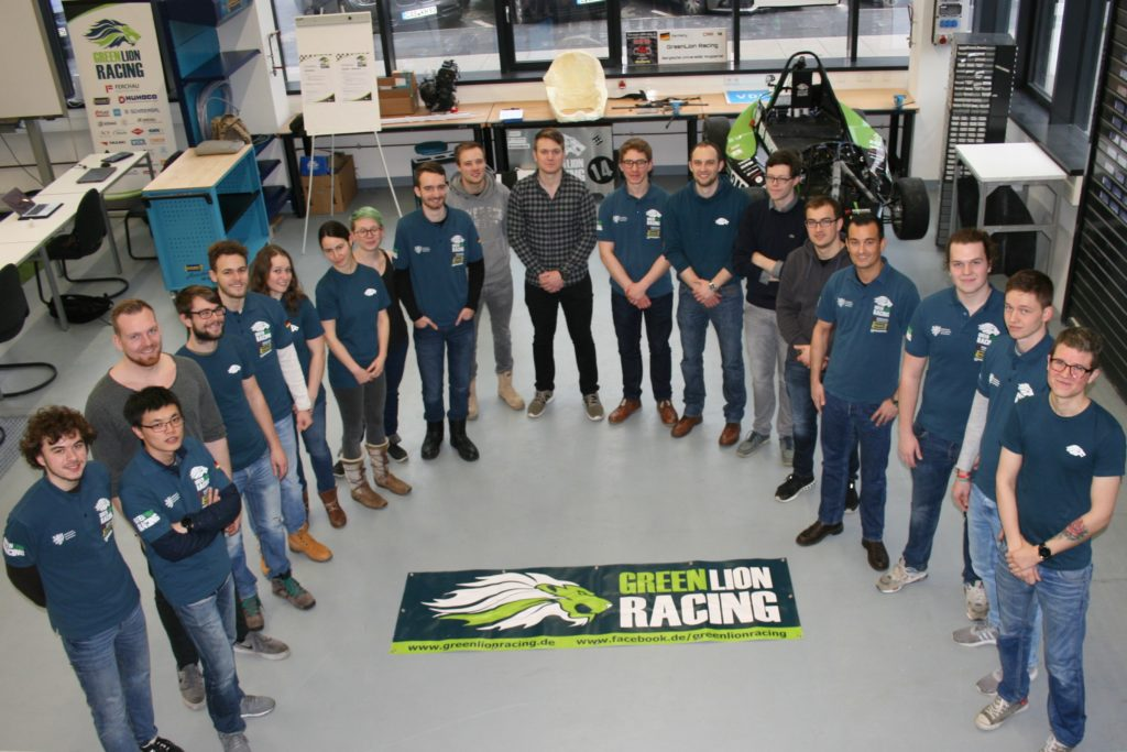 GreenLion Racing Team photo