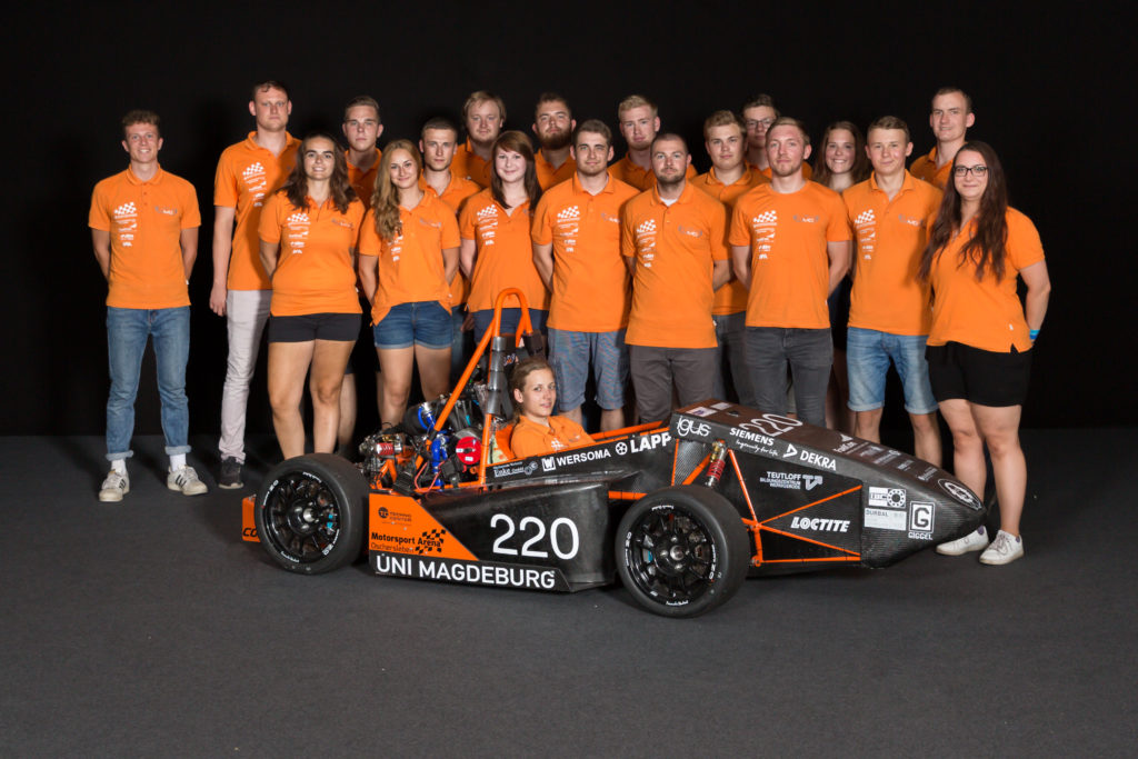 UMD Racing Team Photo