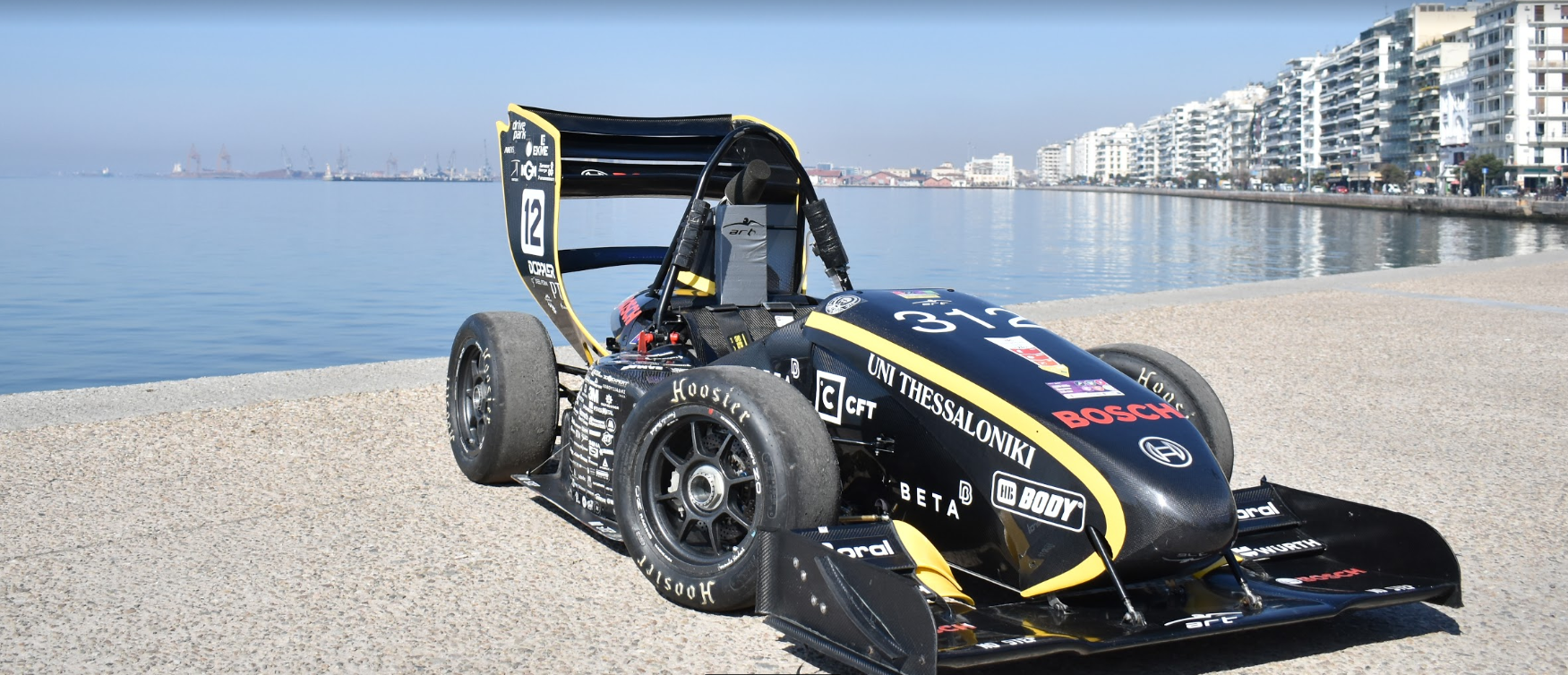 Aristotle Racing Team Interview