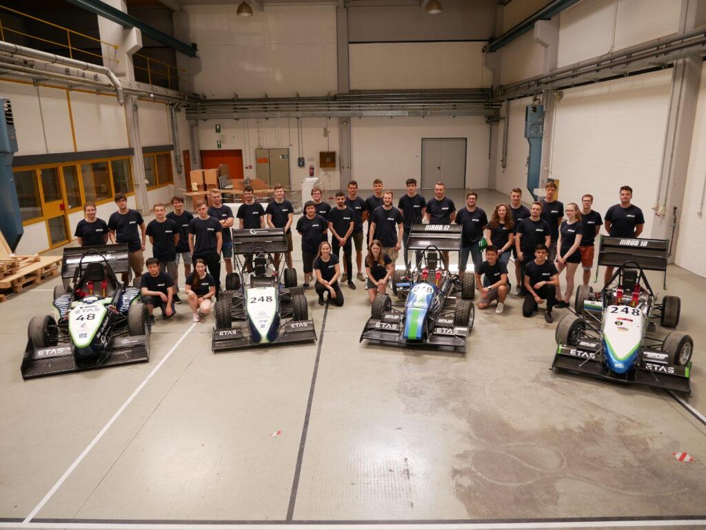 RUB Motorsport Team Interview