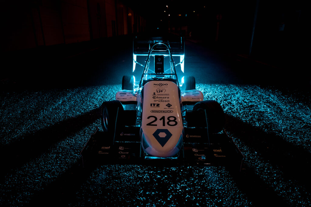 ARUS Andalucía Racing Team Interview