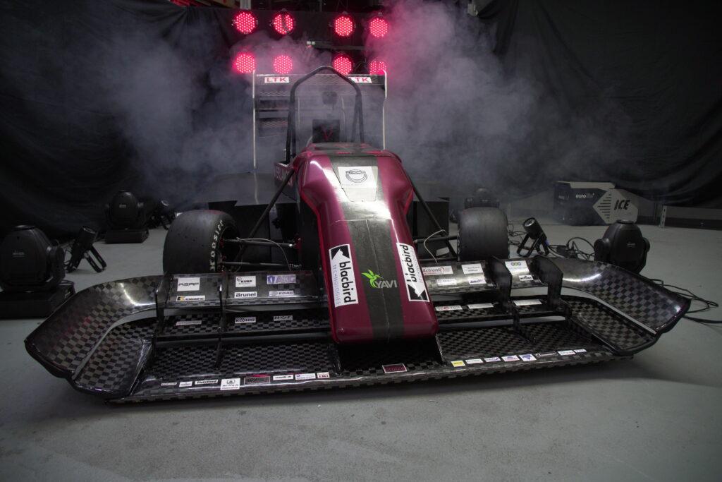 High-Octane Motorsport Team Interview