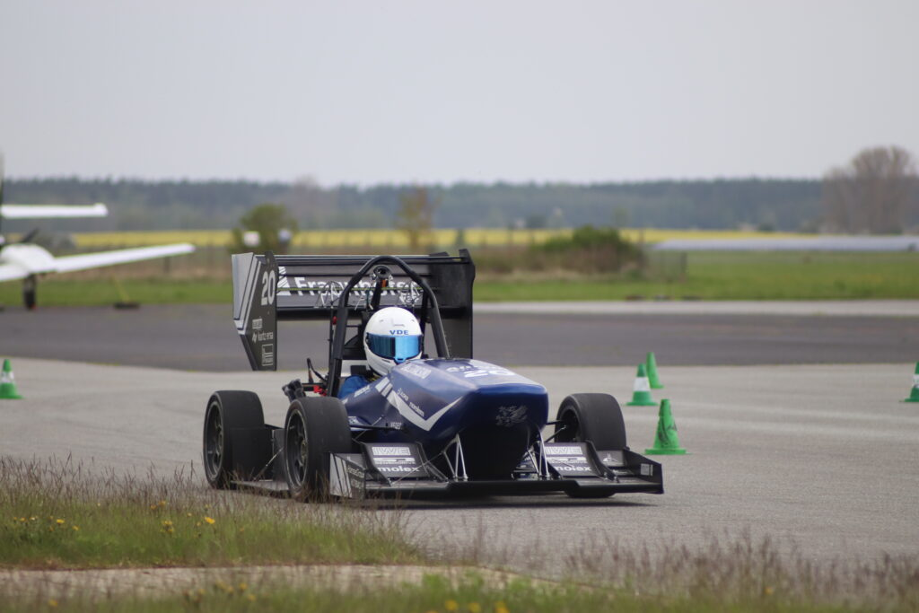 Baltic Racing Team Interview