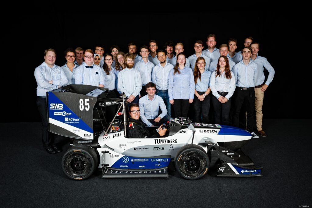 Racetech Racing Team Interview