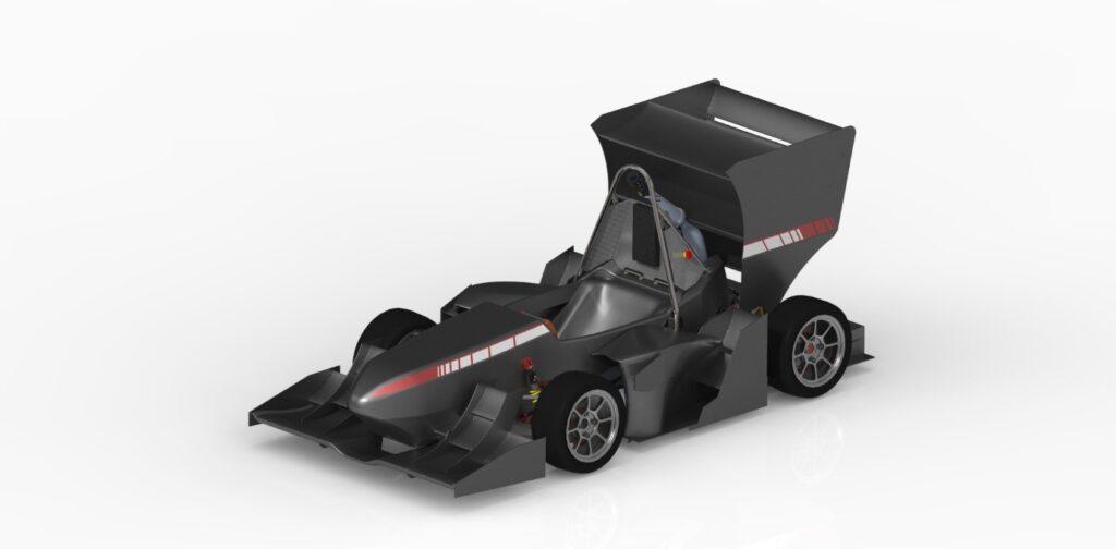 Infinity Racing Team Interview